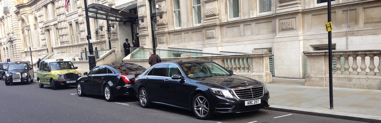 Luxury London Chauffeurs